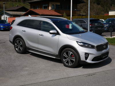 KIA Sorento 2,2 CRDi ISG AWD GT-Line Aut. bei BM || KIA Pongau in