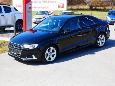 Audi A3 1,0 TFSI sport bei BM || KIA Pongau in